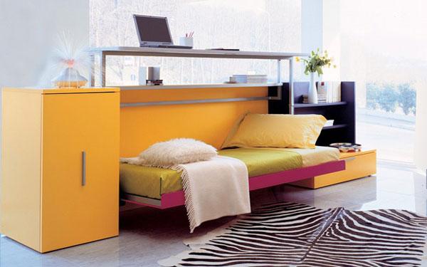 раскладная мебель для маленьких квартир