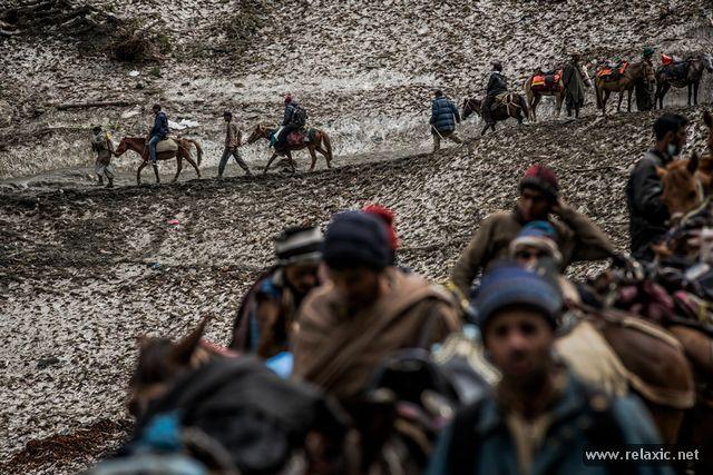 Паломничество в пещеры Амарнатх (фотопутешествие)