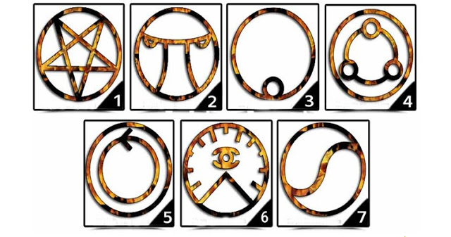 Выберите свой любимый символ…