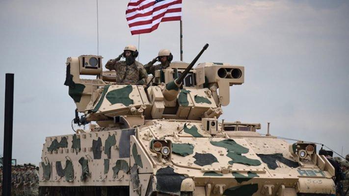 «Почему мы должны умирать за каких-то прибалтов?»: Ведущий Fox News назвал американцев «подкаблучниками» НАТО