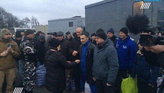 В Донбассе завершен обмен пленными