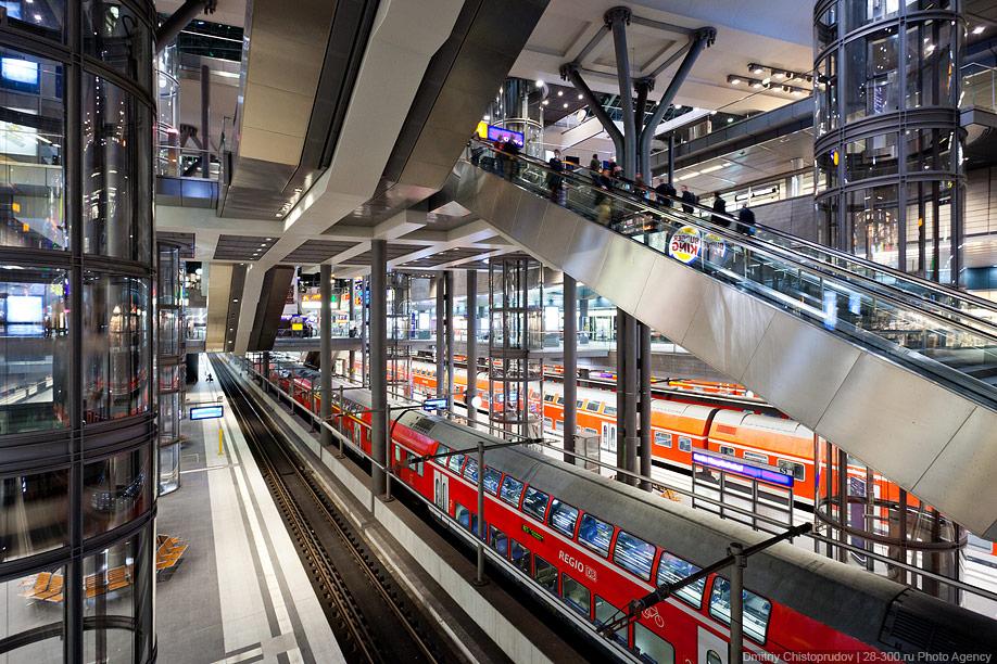 Berlin 1 Общественный транспорт Берлина