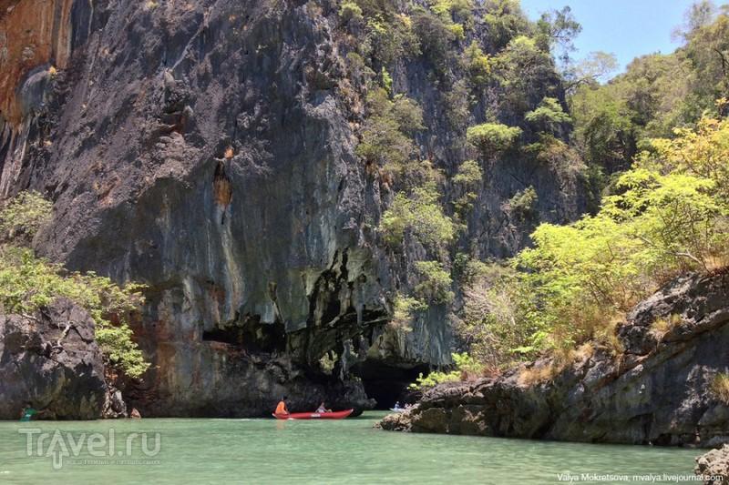 Морская поездка по островам Пхукета / Фото из Таиланда