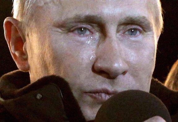 Вся правда – в Путине: он вынул из петли народ. Другой пока не родилось