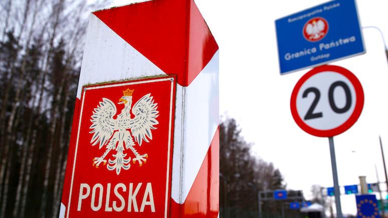 RP: снос советских памятников может обойтись Польше пересмотром границ