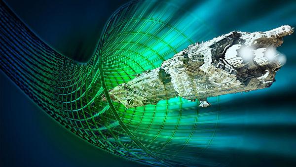 Физики рассказали, что мешает полететь к звездам на скорости света