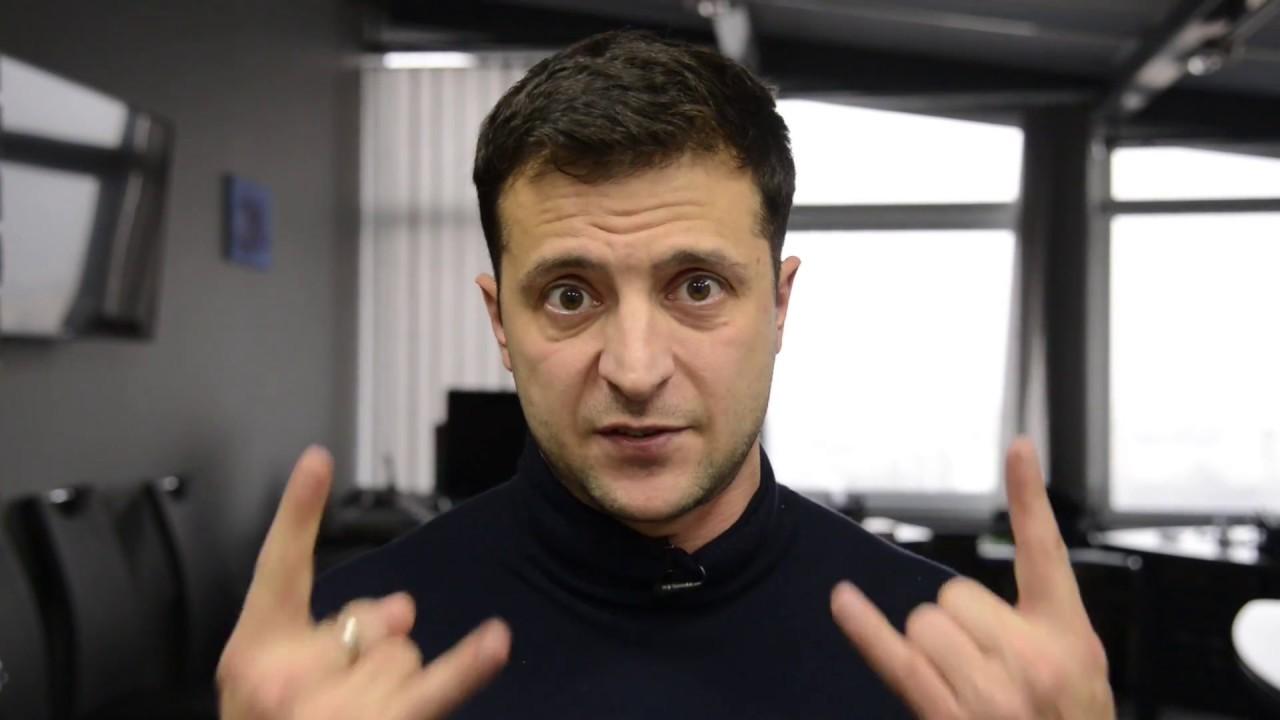 Шоумен Зеленский опережает лидера украинской нации. Александр Зубченко
