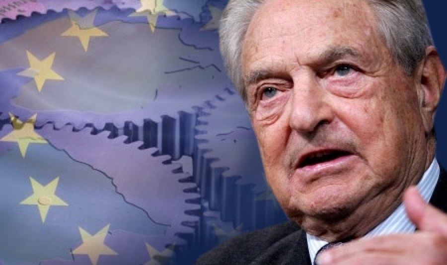 Сорос пригрозил Европе распа…