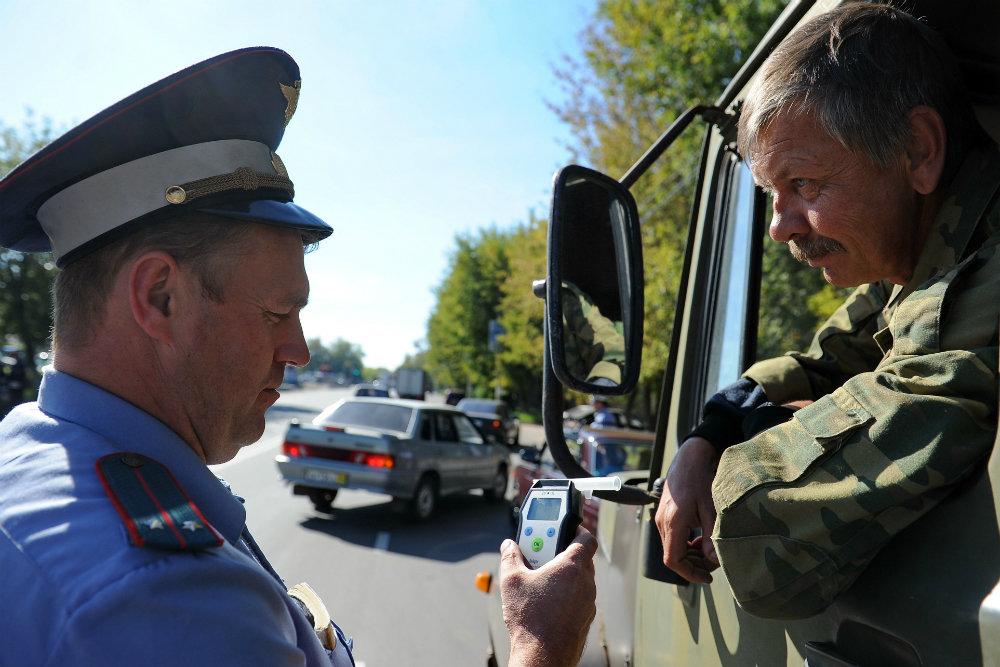 Пьяных водителей предложили сажать на четыре года