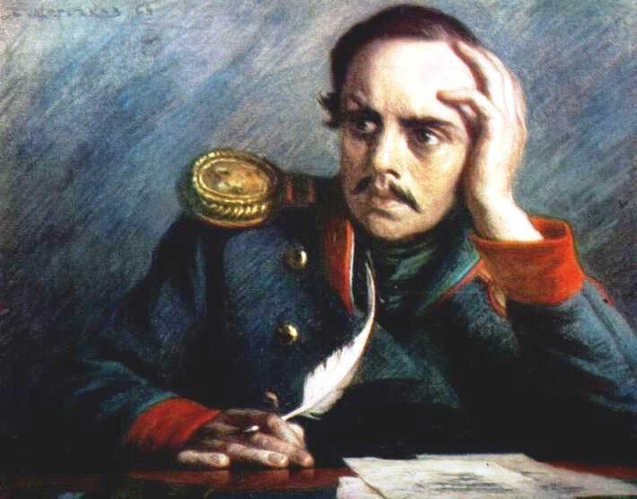 Михаил Юрьевич Лермонтов - тайна смерти Лермонтов, поэт, смерть