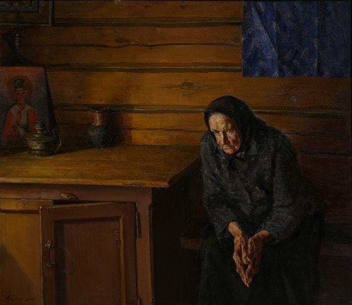 художник Григорий Чайников картины - 13