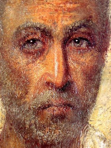 Смотрящие в вечность —  древние портреты из Фаюма (Египет)