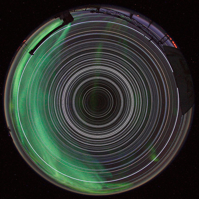 Далекий космос в сентябре 2012