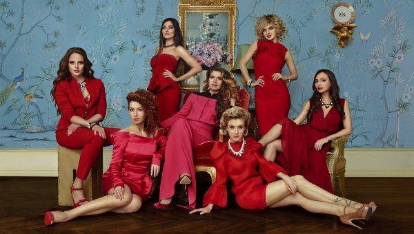 Солистки группы «SOPRANO Турецкого» вызвали фурор, обнажившись для съемки в Playboy