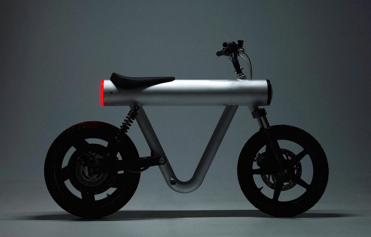 Электрический мотоцикл - Карманная ракета