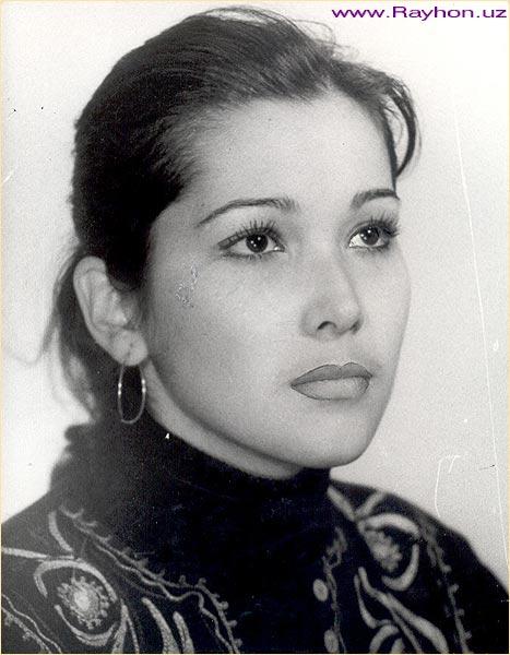 красивые советские актрисы: Тамара Шакирова. фото