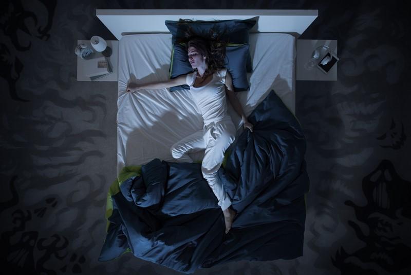 ночная потливость причины