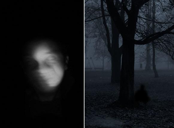 Темная сущность медленно выт…