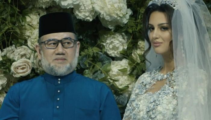 Впервые в истории страны - женившийся на