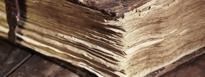 10 древних книг, сулящих све…