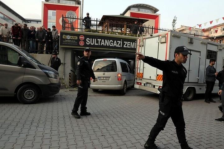 Турецкой полиции не дали обы…