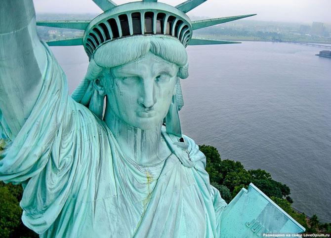 Высочайшие статуи мира