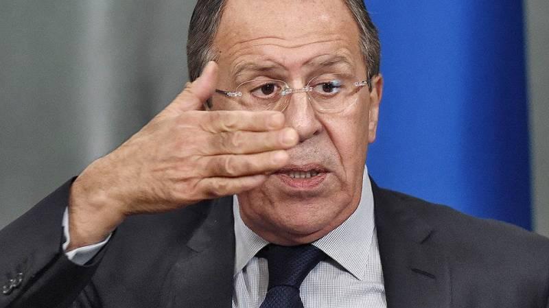Лавров: «Заряженность на рус…