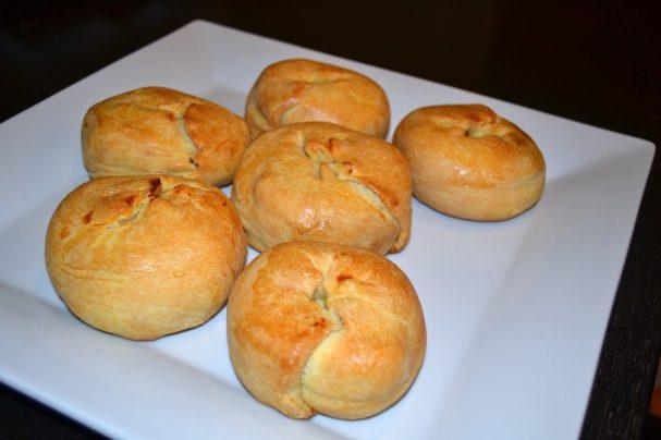 Пирожки «Кныши» с картошкой