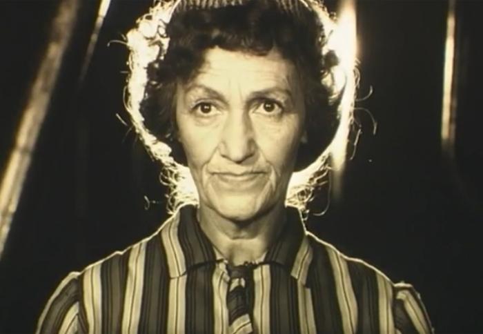 Мария Капнист в фильме *Большие хлопоты из-за маленького мальчика*, 1967
