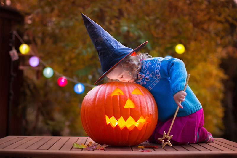 хеллоуин 2018 для детей