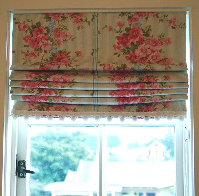 Рулонные шторы своими руками материал