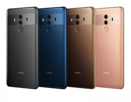 Huawei обогнала Apple и Samsung по продажам в России