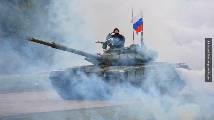 Россия продолжает укреплять собственную военную мощь в ответ на вызовы извне