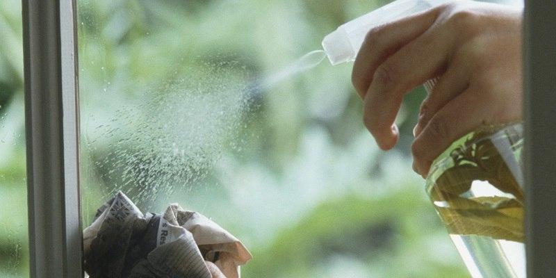 5 основных ошибок при мытье окон