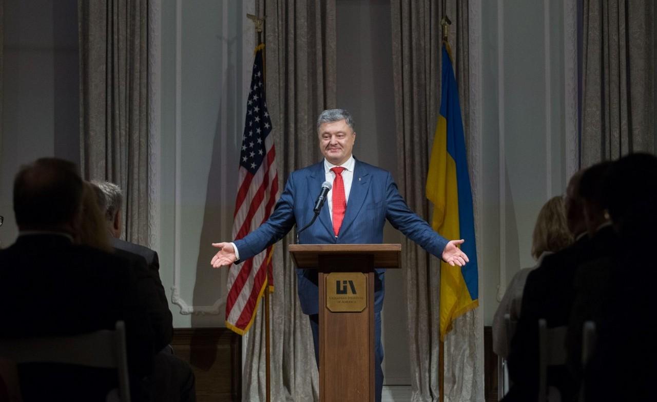 Крымские приключения Порошенко в ООН