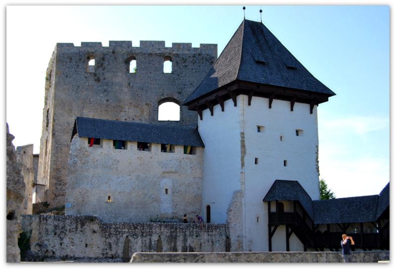 ПУТЕШЕСТВУЕМ, крепость г.Целье, Словения.