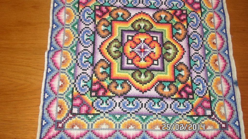 Схемы вышивки крестом болгария