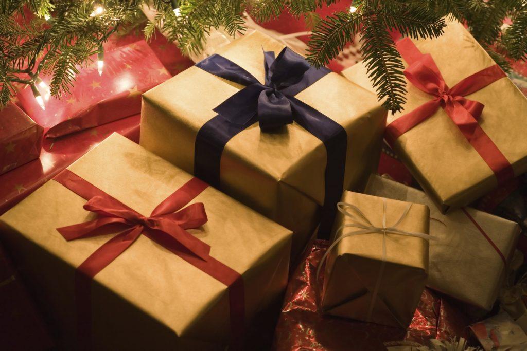 А вы продаёте свои новогодние подарки ?