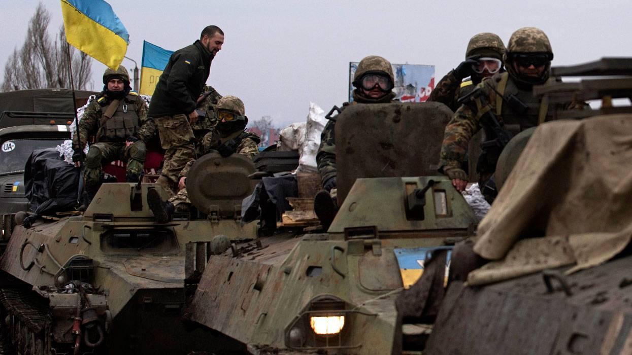 Каратели дважды открывали огонь по ЛНР 16 апреля