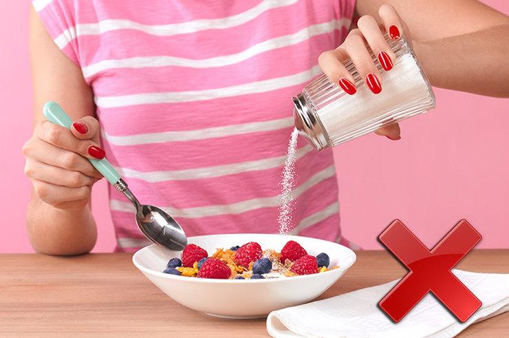 Продукты, которые помогают снизить уровень сахара в крови