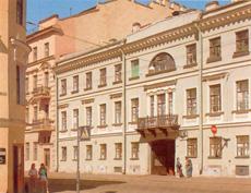 Дом Карамзина на Большой Гагаринской