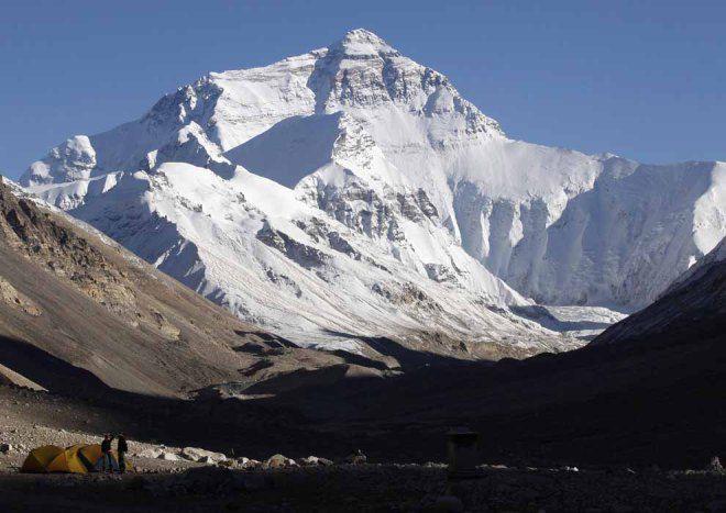 Тайны Эвереста: страшные и загадочные капризы вершины мира