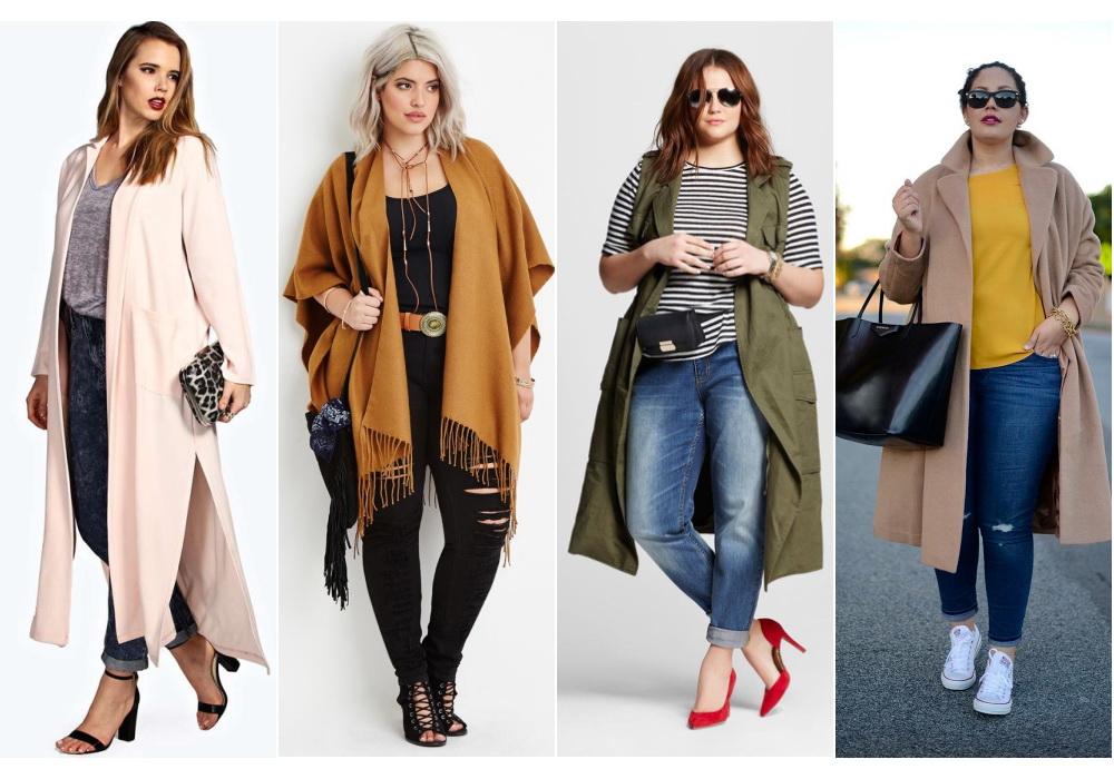 6 советов как носить модные объемные вещи и не выглядеть толстой