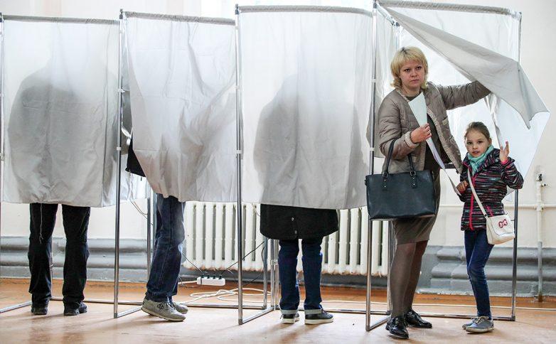 Только около 60% россиян выразили желание пойти на выборы президента