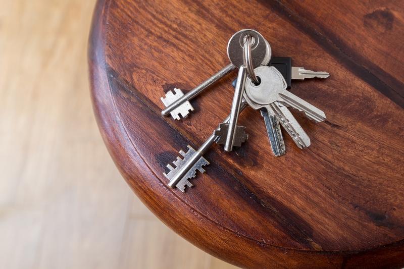 как не потерять ключи