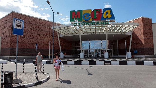 В Меге снова эвакуировали посетителей