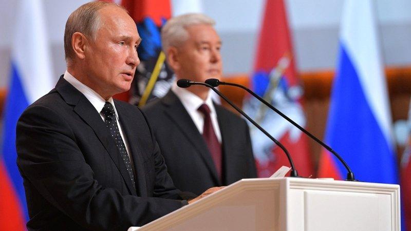 Собянин пообещал Путину, что…