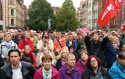 В Германии наступил день тишины накануне выборов