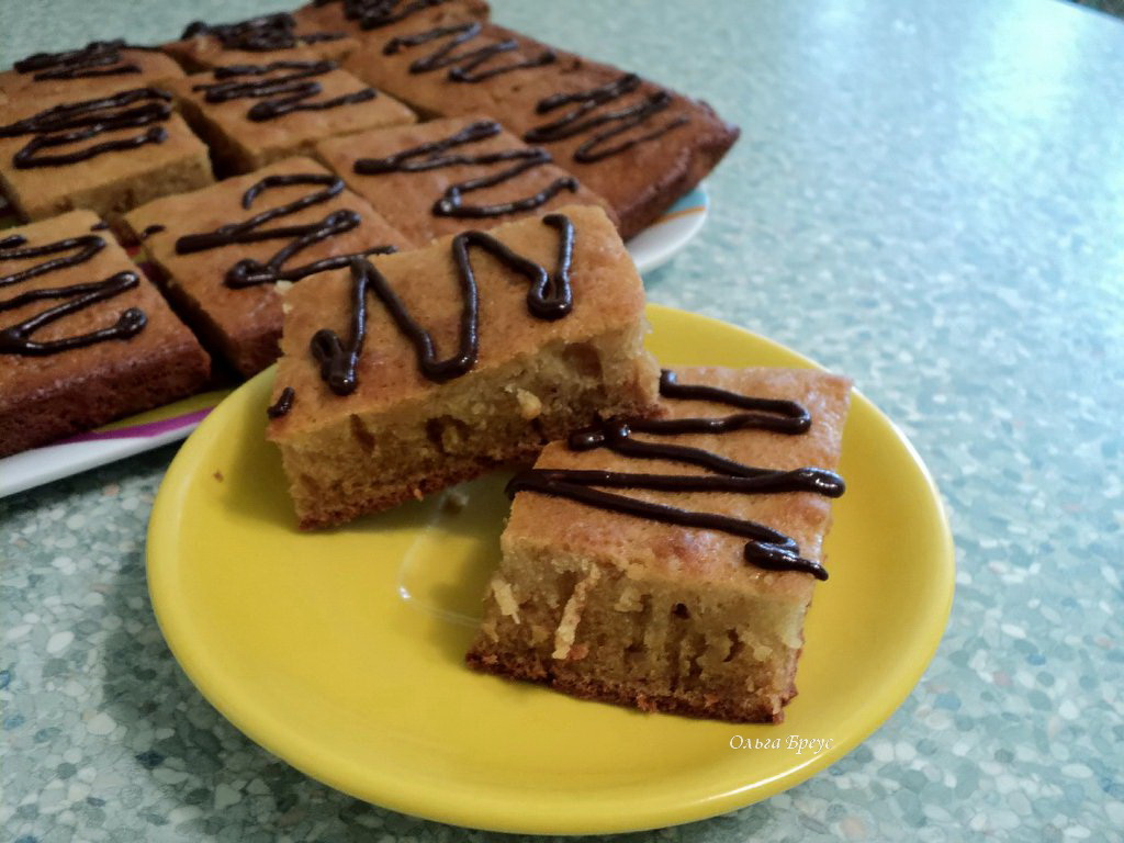 Эксперементы с тестом шоколад на кипятке - без какао
