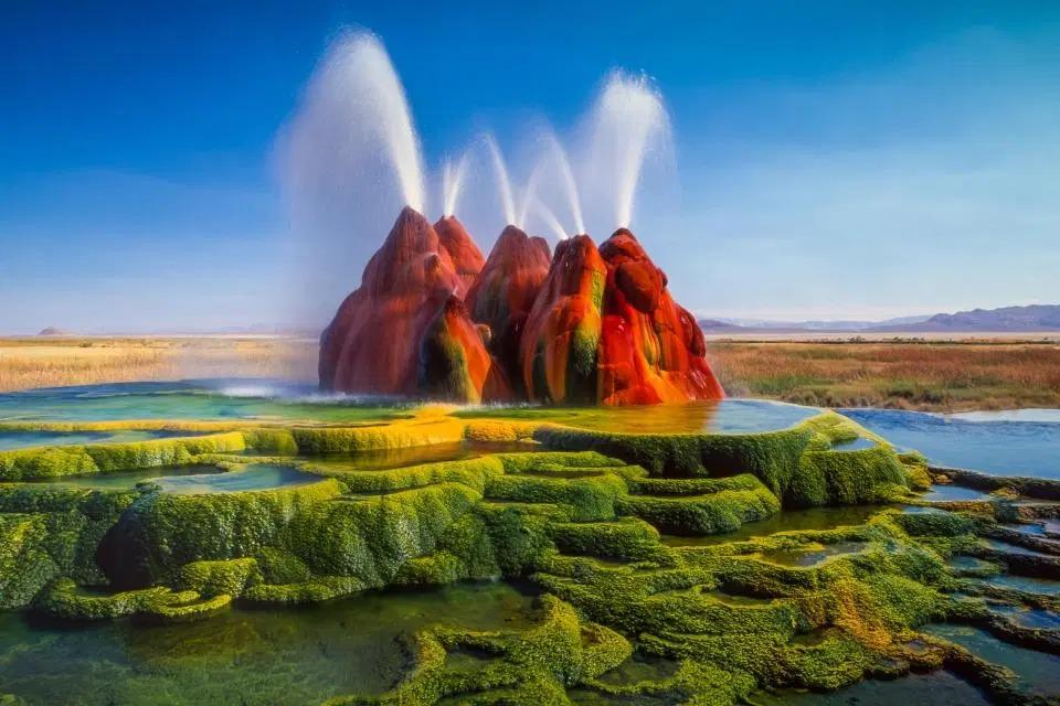 Удивительные пейзажи нашей планеты